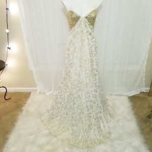 La Femme Prom Dress 15991